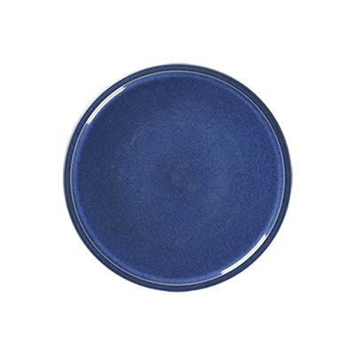 Plato Coupe Mediterráneo Azul Cobalto 11