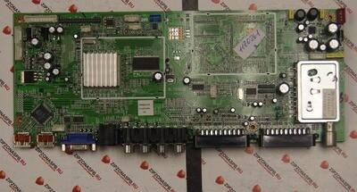 B.TR901E XW08040169 LTA320AB02 HYUNDAI H-LCD3202