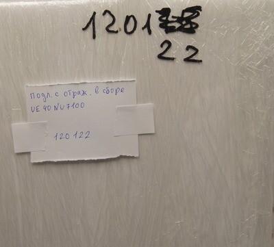 UE40NU7100 Подложка матрицы