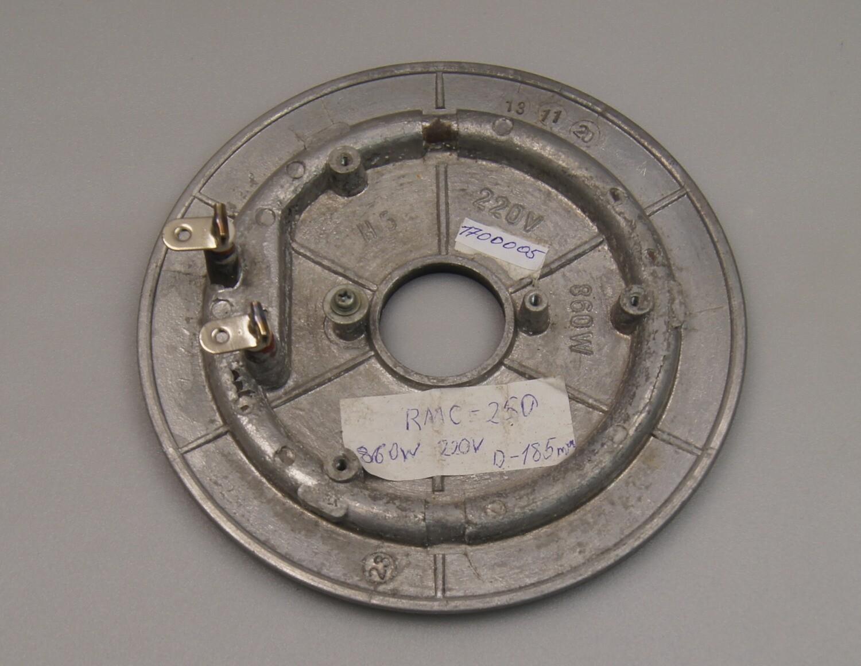 Нагревательный элемент REDMOND RMC-250 860W 220V D-185MM