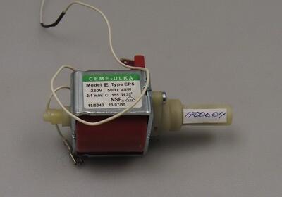 Помпа MODEL E TYPE EP5 230V 50HZ 48W 2/1 MIN CLASS 155 TF35
