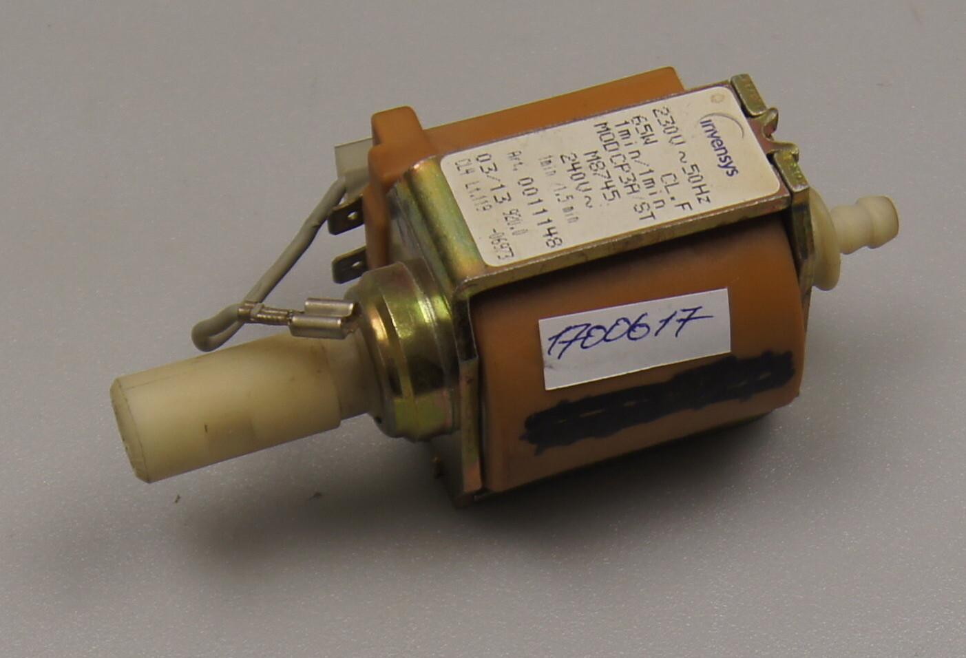 Помпа MOD. CP3A/ST M8745 1MIN/1.5MIN 230V 50HZ 65W CL.F.