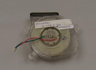 Робот пылесос HYUNDAI H-VCRH-30