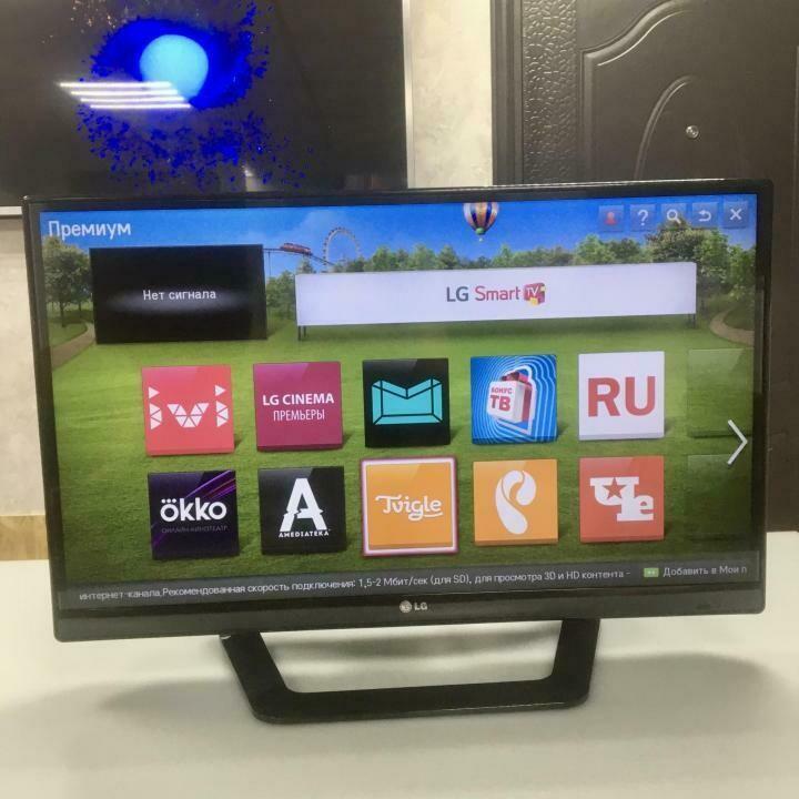 Телевизор LG 32LM640T