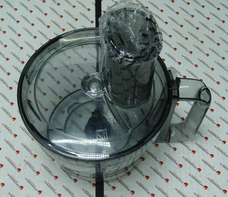 Чаша комбайна с соединительным валом в сборе RfP-3904