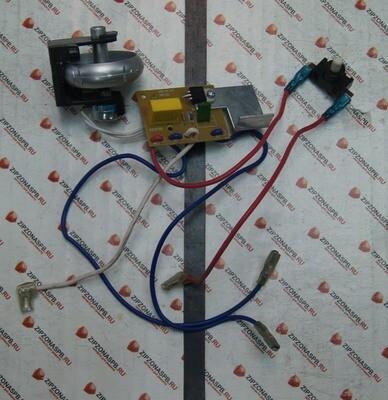 Плата управления с кнопкой SC-VC80B02