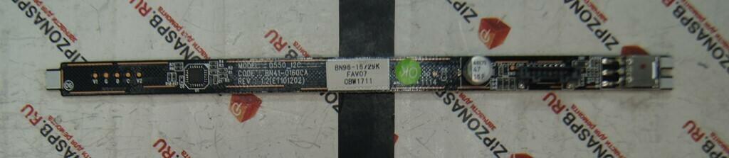 BN41-01600A BN96-16729K