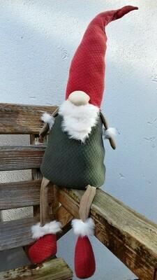 Upcycled Sitting Gnomes