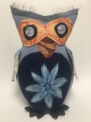 Old Blue Eyes OWL