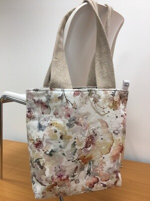 Summer Watercolours Tote Bag for Living