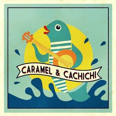 CARAMEL & CACHICHI - 1er album