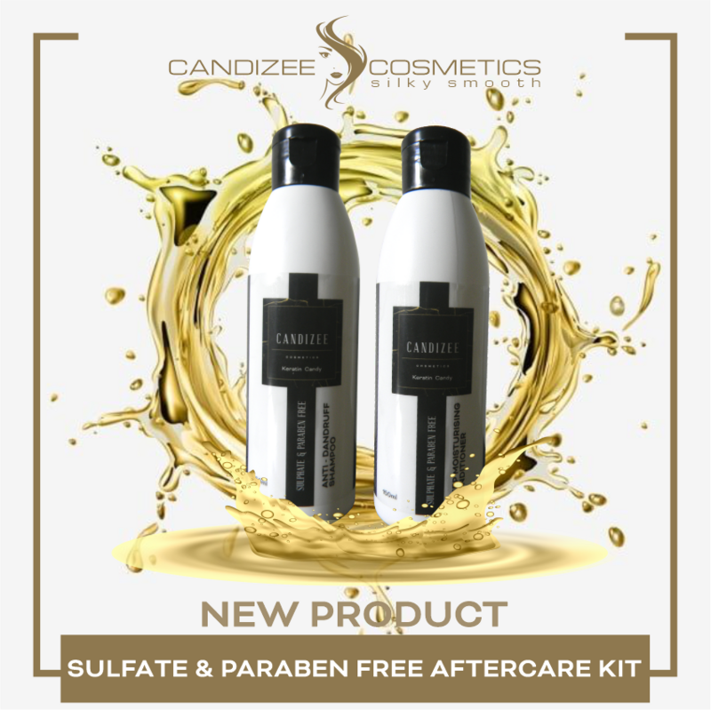 CANDIZEE SULFATE & PARABEN FREE AFTERCARE KIT 150ML