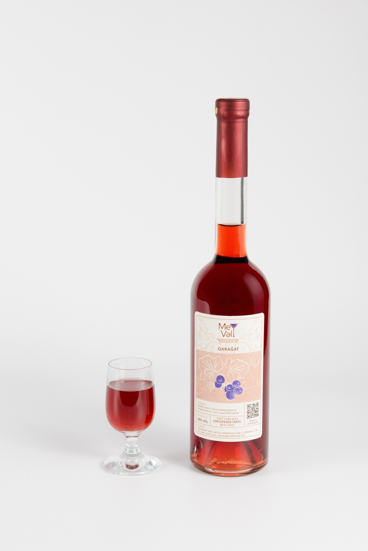 Qarağat Likyoru/Наливка смородиновая/  Black Currant Liquor