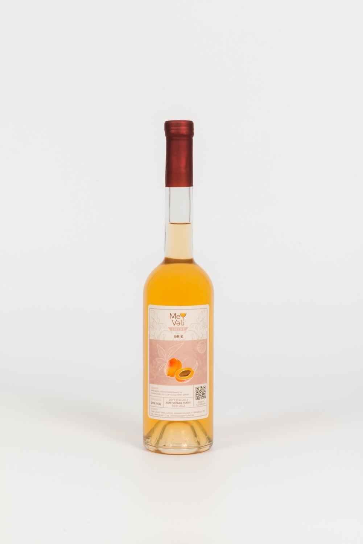 Ərik likyoru/Наливка абрикосовая/Apricot Liquor