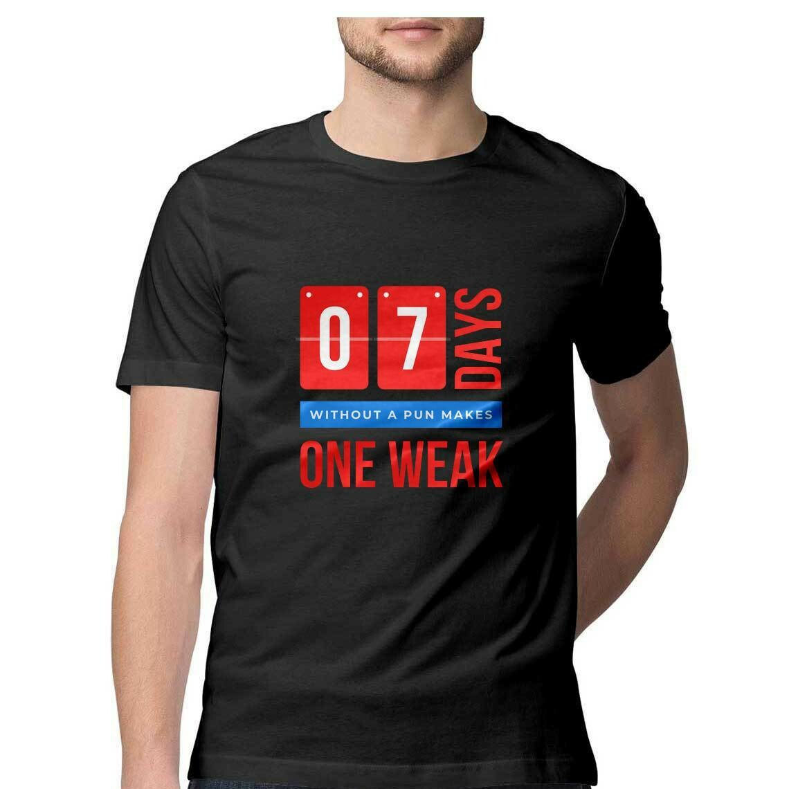 Seven day Tee