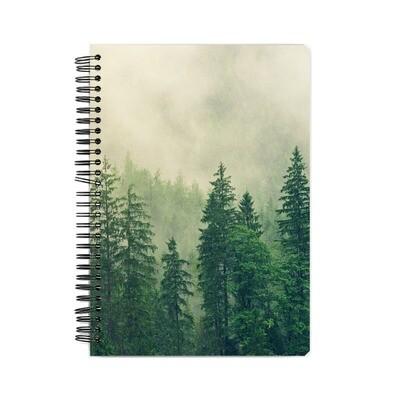 Rainforest Notebook