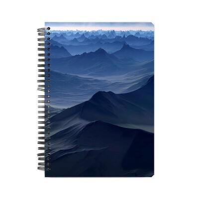 DesertBlue Notebook