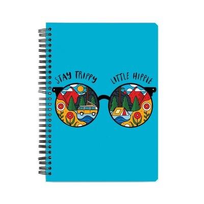 Hippie Notebook