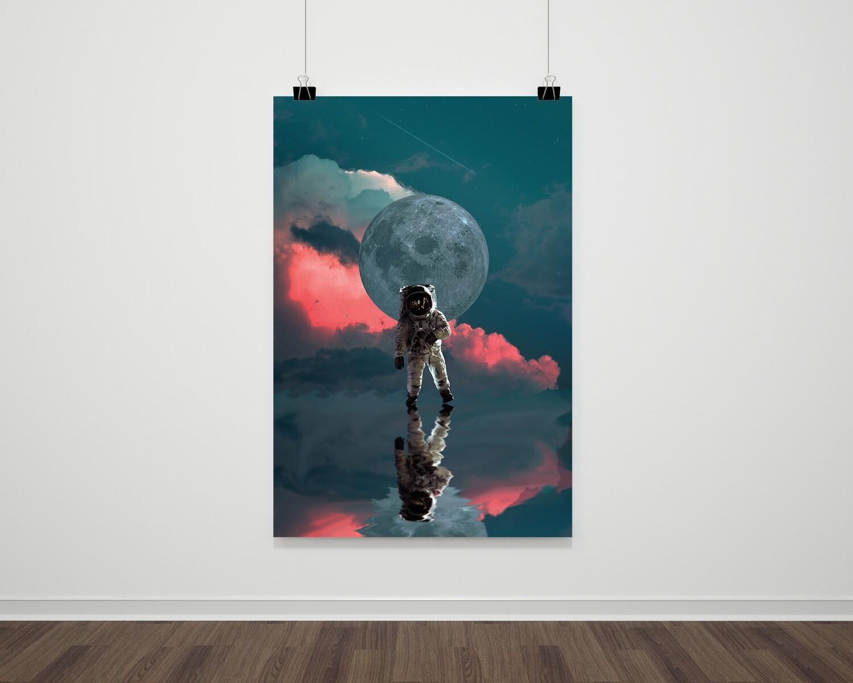 The Moon Raider - A3
