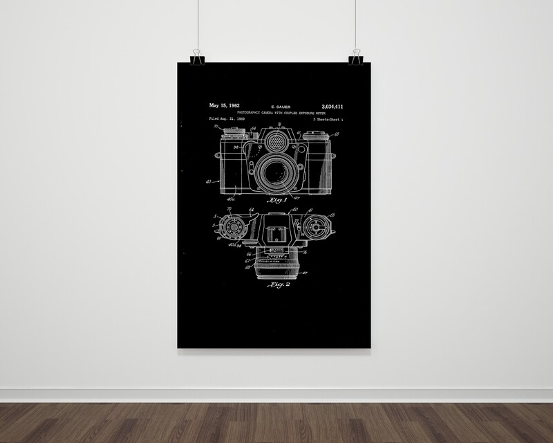 The Camera - A3