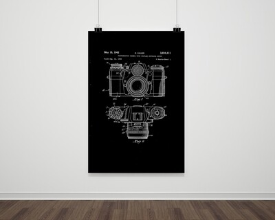 The Camera - A3
