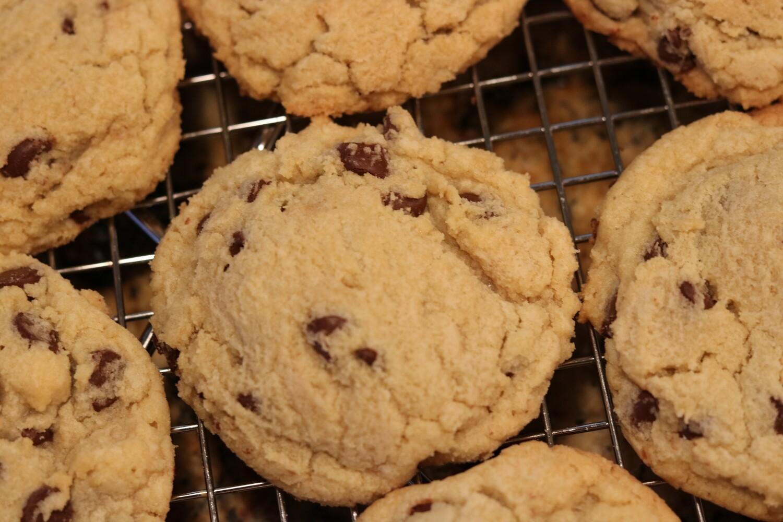 Sourdough Chocolate Chip Cookies (One Dozen)