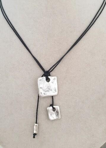Wrap necklace/choker