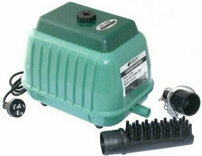 RESUN LP100 Low Noise air Pump Air Aquarium Pump (140 LPM)