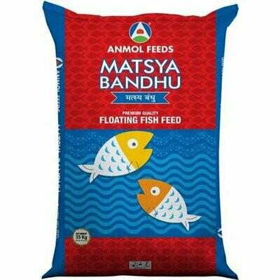 Anmol Matsya Bandhu Floating Fish Feed 35Kg Packet