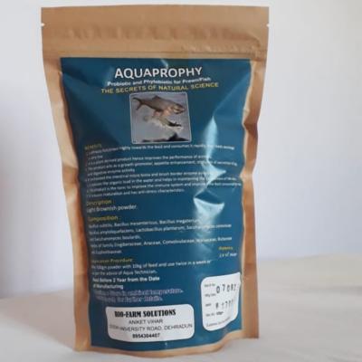 AQUAPROPHY - Probiotic and Phytobiotic for Prawn/Fish (0.5Kg)