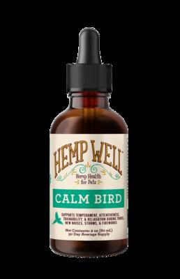 Calm Bird