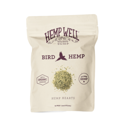 Bird Hemp Hearts