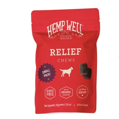 Relief Soft Chews - Small Pack
