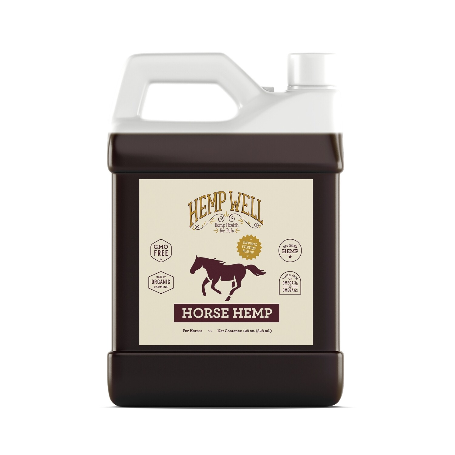 Horse Hemp Omegas - Gallon