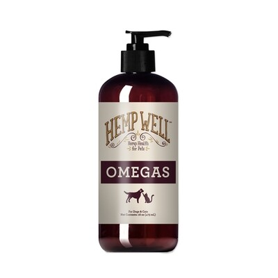 Hemp Omegas - 16 ounce