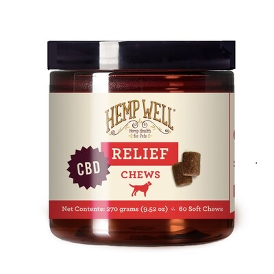 Relief Soft Chews