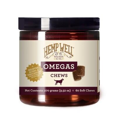 Hemp Omegas Soft Chews