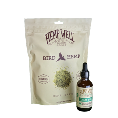 Calm Bird - Hemp Hearts