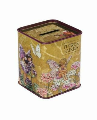 Flower Fairies Money Tin