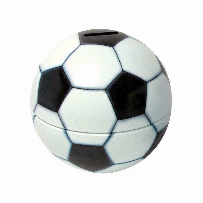 Football Money Tin