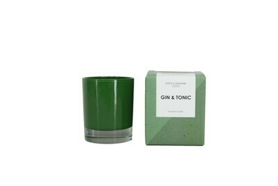Gisela Graham Gin & Tonic Scented Candle (40 hours)
