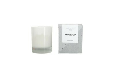 Gisela Graham Prosecco Candle (40 hours)