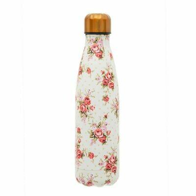 Sass & Belle Vintage Rose Water Bottle