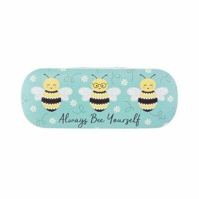Sass & Belle Bee Happy Glasses Case