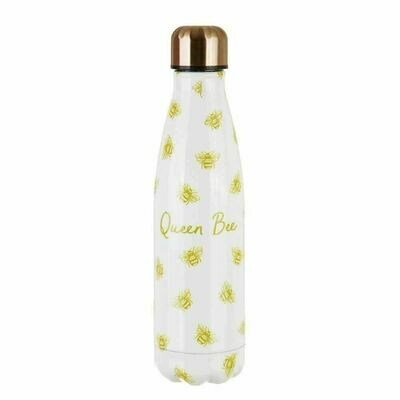 Sass & Belle Queen Bee Stainless Steel Water Bottle
