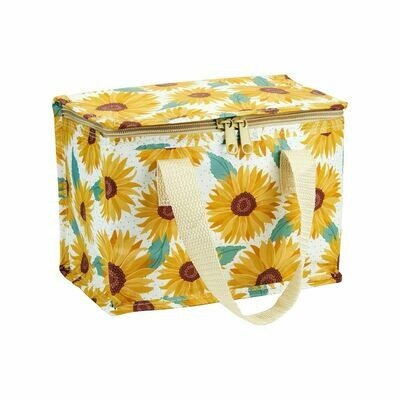 Sass & Belle Sunflower Design Lunch Bag