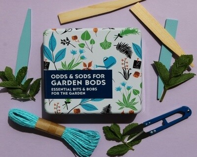 GIFT IN A TIN: Odds & Sods for Garden Bods
