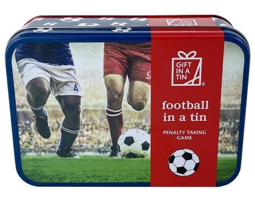 GIFT IN A TIN: Football Game