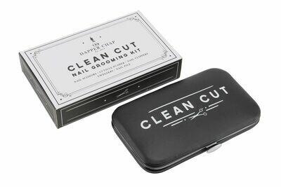 Dapper Chap 'Clean Cut' Manicure Set