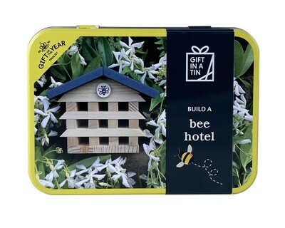 Build a Bee Hotel.
